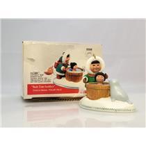 Hallmark Ed Seale Ornament 2006 Polar Pals #3 - Bath Time Buddies - #EG1960-DB