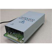 Applied Kilovolts HP010PZZ336 Power Supply f/ Bruker Sequenom Mass Spectrometer