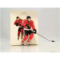 Hallmark Series Ornament 2010 Patrick Kane Blackhawks - Hockey Greats - #QXI2216