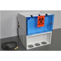 PCI GUS G14KA Disinfection Soak Station Ultrasound Probe Vapor Control System