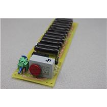 AC Terminals & Dump Load PCB from VersaPulse PowerSuite Holmium Laser