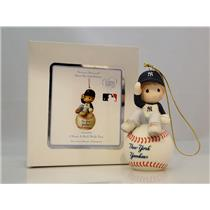 Precious Moments Ornament 2010 I Have a Ball With You - Yankees - Boys - #101065
