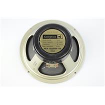"Celestion G12H G12 H Blackback 12"" Speaker 16 Ohm Owned by Michael Landau #33010"