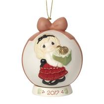 Precious Ball Ornament 2017 May the Gift of Love be Yours this Season - #171003