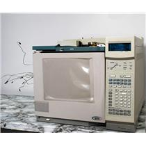 Agilent/HP Hewlett Packard GC6890A/G1530A With FID Gas Chromatograph Helium