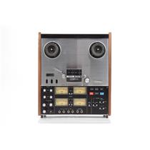 """TEAC 3340S 1/4"""" 4-Channel Reel-to-Reel Analog Tape Machine #32906"""