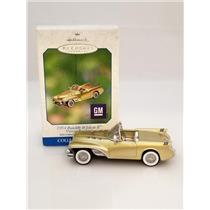 Hallmark Ornament 2002 Vintage Roadsters #5 - 1954 Buick Wildcat II - #QEO8526