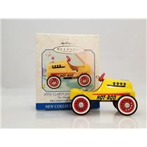Hallmark Ornament 1999 The Winners Circle #1 - 1956 Garton Hot Rod Racer QEO8479