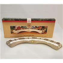 Hallmark Trestle Ornament Display Stand 1991 Claus & Company R.R. #XPR9734-DB