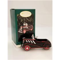 1996 Hallmark Club Ornament 1937 Steelcraft Auburn By Murray - #QXC4174-SDB