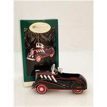 1996 Hallmark Club Ornament 1937 Steelcraft Auburn By Murray - #QXC4174-DB