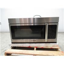 "Bosch 300 30"" 300 CFM Ventilation Over-the-Range Microwave Oven HMV3053U(11)"