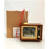 "Roman Inc Amusements 4.785"" TV With Sledders - Light, Sound & Motion - #36432"
