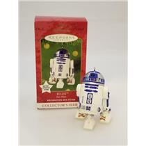 Hallmark Magic Series Keepsake Ornament 2001 Star Wars #5 - R2-D2 - #QX6875-SDB