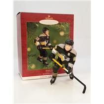 Hallmark Ornament 2001 Hockey Greats #5 - Jaromir Jagr - Penguins - #QXI6852-DB
