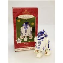 Hallmark Magic Series Keepsake Ornament 2001 Star Wars #5 - R2-D2 - #QX6875-DB