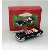 Hallmark Ornament 2001 Classic American Cars 1953 Buick Roadmaster Skylark #6872