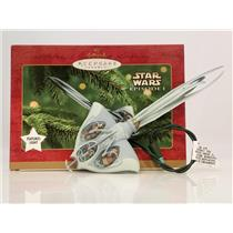 Hallmark Magic Ornament 2000 Gungan Submarine - Star Wars Episode 1 - #QXI7351