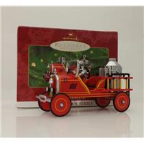 Hallmark Ornament 2000 Kiddie Car Classics #7 - 1924 Toledo Fire Engine X6691SDB