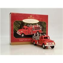 Hallmark Keepsake Ornament 1999 Tonka 1956 Suburban Pumper No. 5 - #QX6459