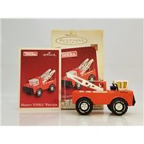 Hallmark Keepsake Ornament 2005 Mighty Tonka Wrecker - Tonka Trucks - #QXI6255