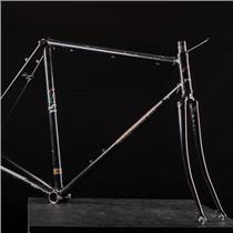 Used Vintage Assenmacher Road Bike circa 80's Steel L'Eroica Frame Size 54cm