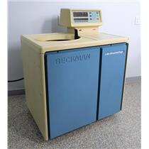 Beckman Coulter Optima L-80 Floor Digital Ultracentrifuge Max 80,000 RPM