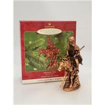 Hallmark Keepsake Series Ornament 2000 The Old West #3 - Mountain Man - #QX6594