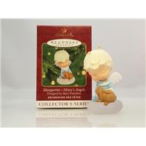 Hallmark Keepsake Series Ornament 2000 Mary's Angels #13 - Marguerite - #QX6571
