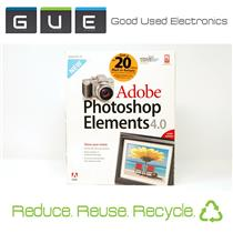 NEW Adobe Photoshop Elements 4.0 Software for Windows