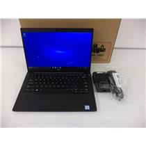 "Dell M74F6 Latitude 7390 i5-8350U 1.7GHZ 8GB 256GB SSD 13.3"" W10P"