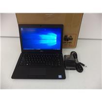 "Dell D5V23 Latitude 5290 i5-8250U 1.6GHz 8GB 256GB SSD 12.5"" W10P"