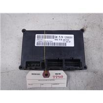 2001 - 2004 CHEVROLET 2500 TRANSFER CASE MODULE P/N 12580061 OEM
