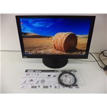 "Lenovo 61AEGAR3US 23.8"" P24H-10 QHD LED-LCD Monitor, Black"