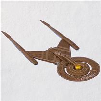 Hallmark Magic Keepsake Ornament 2018 U.S.S. Discovery - Star Trek - #QXI3326