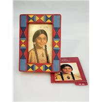 Hallmark Exclusive 2003 An American Girl Kaya Portrait 1764 Frame - #ACG3906