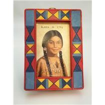 Hallmark Exclusive 2003 An American Girl Kaya Portrait 1764 Frame - #ACG3906-NT