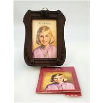 Hallmark Exclusive 2003 An American Girl Kit Portrait 1734 Frame - #ACG3912