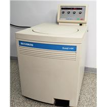 Beckman Coulter Avanti J-25 High Speed Refrigerated Floor Centrifuge 25,000 RPM