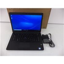 "Dell PMJ64 Latitude 5490 i7-8650U 1.9GHZ 16GB 512GB M.2 SSD 14"" W10P"