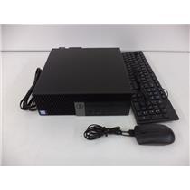 Dell T7G0K OptiPlex 7060 SFF Desktop Core i7-8700 16GB 256GB M.2 SSD W10P
