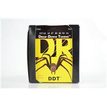 12 DR DDT-13 Sets 13-65 Drop-Down Tuning Guitar Strings #33872