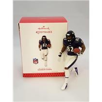 Hallmark Ornament 2013 Shannon Sharpe - Football Legends - Ravens - #QXI2302-DB