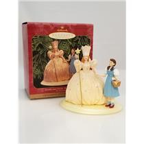 Hallmark Ornament 1999 Dorothy and Glinda the Good Witch - Wizard of Oz - QX6509