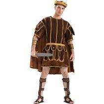 Roman Senator Soldier Gladiator Adult Costume