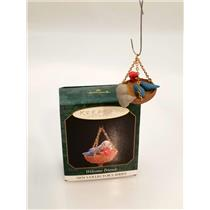Hallmark Miniature Series Ornament 1997 Welcome Friends #1 - #QXM4205