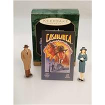 Hallmark Keepsake Miniature Ornament Set 1997 Casablanca - 3 Pieces #QXM4272-SDB