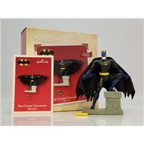 Hallmark Keepsake Ornament 2004 The Caped Crusader - Batman - #QXI4041