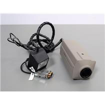COHU 4912-5000 High Performance Monochrome CCD Camera Surveillance - Scientific