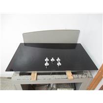 """Bosch 500 Series 36"""" BLK 5 Cooking Zones Smoothtop Electric Cooktop NEM5666UC"""